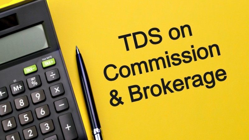 TDS on Commission